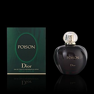 POISON eau de toilette Spray 100 ml