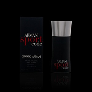 ARMANI CODE SPORT eau de toilette Spray 50 ml
