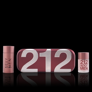 212 SEXY MEN SET 2 pz